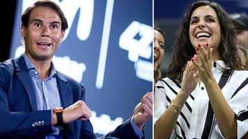 trauung auf mallorca: auf diesen tag haben sie 14 jahre gewartet: rafael nadal heiratet jugendliebe maría