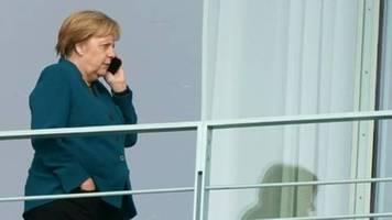 Spitzen der Koalition kommen zu Beratungen im Kanzleramt zusammen