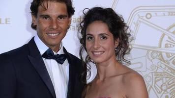 Mit Altkönig, ohne Handys: Rafael Nadal heiratet abgeschirmt seine «Mery»
