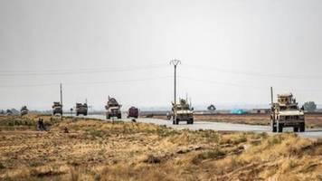 US-Armee zieht sich von weiterem Militärstützpunkt im Norden Syriens zurück