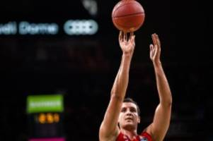 Basketball-Bundesliga: Bayerns Basketballer drehen Topspiel in Oldenburg