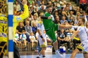 Handball: Füchse verlieren in Balingen den Kopf und das Spiel