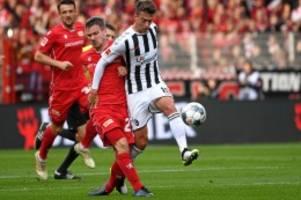 Bundesliga: Parensen ist Unions Paradebeispiel