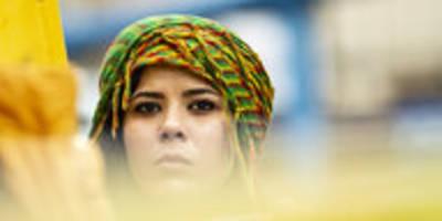 kurden in berlin: angst vor Übergriffen