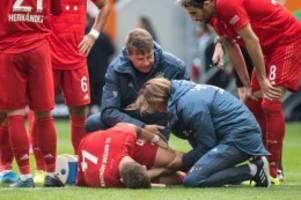 Fußball-Bundesliga: Bayern-Sorgen um Süle, Gladbach bleibt trotz Pleite oben