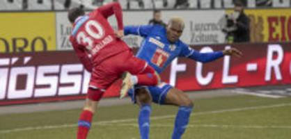 Super League: FCL empfängt Nachbar und Angstgegner Sion