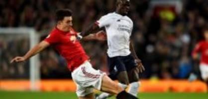 Premier League: United bremst Liverpools Siegesserie
