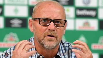 Ex-Meistertrainer: Schaaf Aushilfs-Co-Trainer bei Werders Regionalliga-Team
