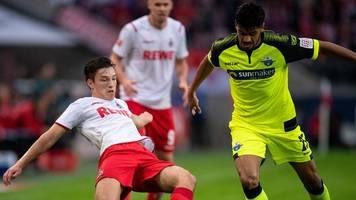 FC Köln gewinnt Kellerduell: Paderborn weiter sieglos