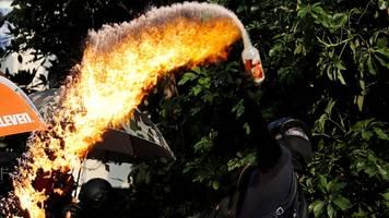 Hongkong: Angriffe auf Aktivisten – massive Eskalation bei verbotener Demo