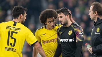 Kapselverletzung: Dortmund hofft auf Einsatz von Bürki