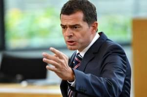 Rechtsextreme drohen CDU-Politiker Mohring mit Mord