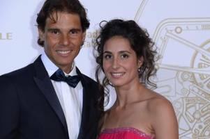 Rafael Nadal heiratet abgeschirmt seine Mery