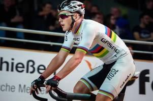 EM-Bronze für Berliner Bahnrad-Duo im Madison-Wettbewerb