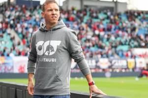 nagelsmann kritisiert schlampige leipziger - kritik vom boss
