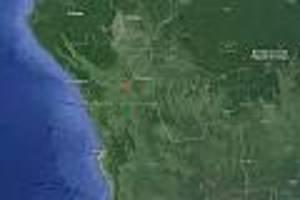 Zahlreiche weitere Schwerverletzte - Mindestens 30 Tote bei schwerem Busunglück im Kongo