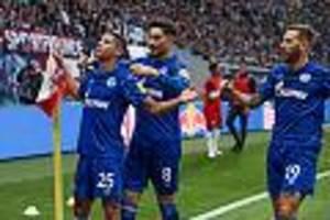 Bundesliga live - Live-Ticker: Schalke kann mit einem Sieg gegen Hoffenheim Tabellenführer werden