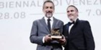 Goldener Löwe für Batman-Film 'Joker'
