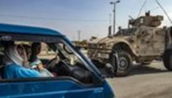 Syrien: Kramp-Karrenbauer fordert internationale Sicherheitszone