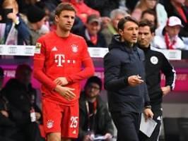 Hoeneß fordert Geilheit auf Tore: Kovac hält Müller weiter hin