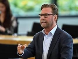 Kurz vor Landtagswahl: Thüringens Grünen-Chef erhält Morddrohung