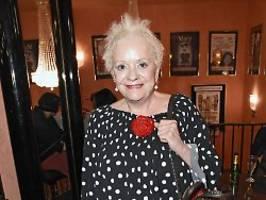 Mit 70 Jahren gestorben: Kir Royal-Star Billie Zöckler ist tot