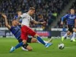 HSV und Arminia Bielefeld trennen sich 1:1