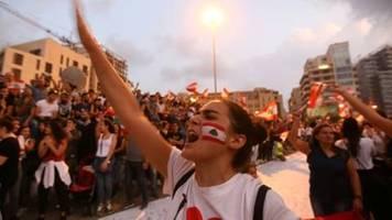 Einigung auf Reformpaket im Libanon angesichts von Protesten