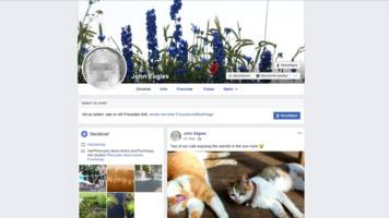 Isolierte Familie: Spirituelles, Katzenbilder, Fitnessübungen: Das verrät der Ruinerwold-Vater über sich im Internet