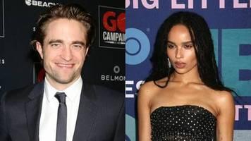 Robert Pattinson: Zoë Kravitz als Catwoman? Sie ist brillant