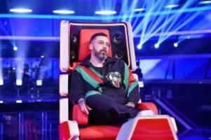 """Castingshow: """"The Voice"""": Sido befürchtet """"Katastrophe"""" von seinem Team"""