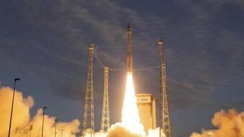 Trotz Bedenken der ESA: Altmaier will deutschen Weltraumbahnhof prüfen
