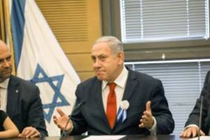 Mandat zurückgegeben: Israel: Netanjahu scheitert mit Regierungsbildung