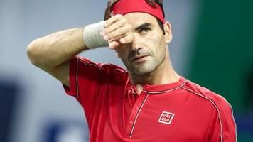 Tennis-ATP-Turnier: Lokalmatador Federer und Struff in Basel in Runde zwei