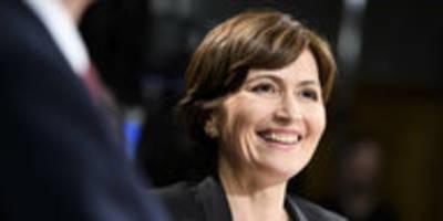 präsidentin der schweizer grünen: regula rytz auf erfolgskurs