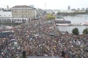 Fridays for Future: Neue Mega-Demo in Hamburg für das Klima