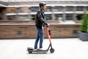 Hamburg: Was aus den E-Scootern im Winter wird