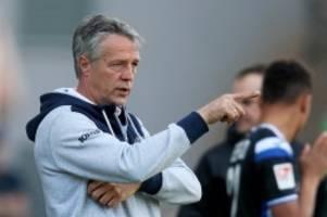 """Zweite Liga: Bielefeld-Trainer: """"Der HSV ist in Phasen zu packen"""""""