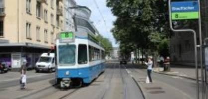 Fahrplananpassung: VBZ muss wegen Tram-Engpass Linie streichen