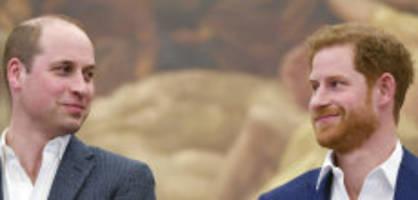 Prinz Harry über Bruder William: «Wir befinden uns auf getrennten Wegen»