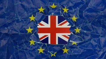 EU-Austritt Großbritanniens: Eine Chronik der Brexit-Ereignisse