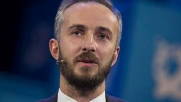 SPD-Vorsitz: So will Jan Böhmermann doch noch Partei-Chef werden