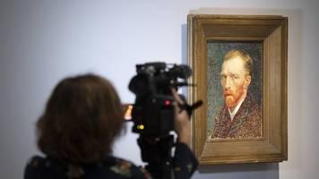 städel frankfurt - Über deutschland zum kunst-idol: making van gogh
