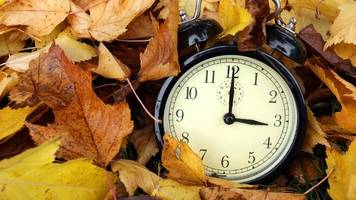 Zeitumstellung 2019: Die Winterzeit kommt – Eine Stunde vor oder zurück?