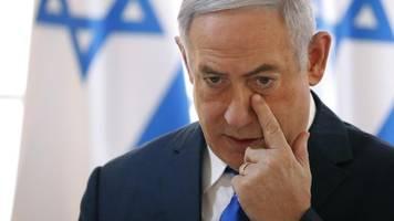 Israel: Netanjahu mit Regierungsbildung gescheitert