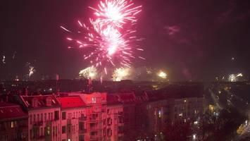 Berlin will Feuerwerksverbot ausweiten