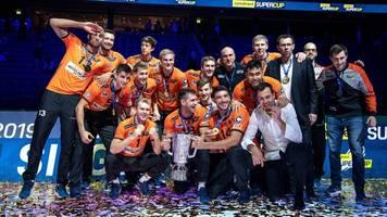 Berlin Volleys freuen sich über einen stabilen Auftritt