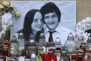 Journalistenmord in der Slowakei: Vier Tatverdächtige angeklagt