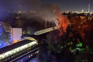 Brand in Fan-Sonderzug: Ermittler vermuten defekte Technik