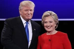Hillary Clinton veräppelt US-Präsident Trump mit falschem Kennedy-Brief